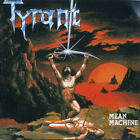 TYRANT Mean Machine +4 bon trks CD 14 tracks FACTORY SEALED NEW 2009 Battle Cry