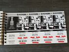 2013-2014 LA KINGS STANLEY CUP CHAMPS TICKET STUB BOOK 4 TICKETS GAME + PLAYOFFS