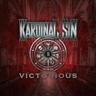 Kardinal Sin-Victorious (UK IMPORT) CD NEW