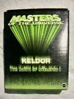 2003 Masters Of The Universe Keldor Birth of Skeletor Figure In Box Unopened