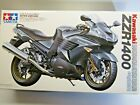 Tamiya 1:12 Scale 2006 Kawasaki ZZR1400 Model Kit - Kit # 14111*3300 - New
