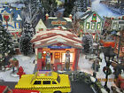 COCA-COLA TRAIN VILLAGE HOUSE