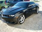 2015 Chevrolet Camaro 1SS 2015 Chevy Camaro 1SS Edition 2 Door Coupe 6.2L 6 speed Automatic Navigation