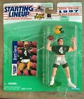 1997 Starting Lineup SLU Brett Favre Green Bay Packers Action Figure New NIP