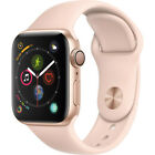 Apple Watch Series 4 GPS 40mm Gold Aluminum Pink Sand Band YY LPZK542191
