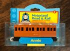 Rare NEW 2003 TOMY Thomas & Friends Motorized Road & Rail ANNIE Railway Car