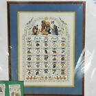 Dimensions Blessed Nativity Advent Calendar Ctd Cross Stitch Kit Karen Avery New