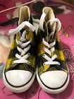 Converse Size 10 Toddler High Top Sneakers