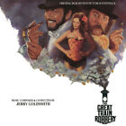 The Great Train Robbery complete score by Jerry Goldsmith Quartet Records LTD ED