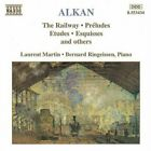 The Railway and Other Piano Works (UK IMPORT) CD NEW