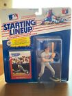 1988  KEN OBERKFELL - Starting Lineup - SLU - ATLANTA BRAVES Rare, Nice, Clean