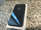 Apple iPhone X 256GB Space Gray Unlocked Excellent Condition Off White