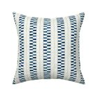 Primitive Stripes Native Throw Pillow Cover w Optional Insert by Roostery