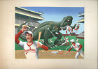 1988 Topps Dinosaurs Attack Trading Cards 12