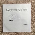 Pagan War Machine RARE Demo CD Dark Angel Slayer Metallica Abattoir Thrash Metal