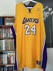 Kobe Bryant Adidas NBA Authentic Jersey Size 56 Brand New Thick for Framing 24