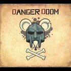 The Mouse & the Mask [PA] by Danger Doom (CD, Oct-2005, Epitaph/ADA) Promo Slash