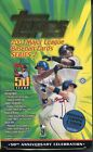 2001 Topps MLB Baseball Series 2 Hobby Box 50th Anniversary