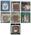 Mill Hill Ornament Pin Whimsey Magnet Bookmark Buttoned Beaded Kits Lot Of 12