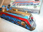 Silver Mountain Toy Train  Made 1960s Bell Clanger W/BOX ** SUPER CLEAN **