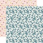 Native Breeze Double Sided Cardstock 12X12 Flowering