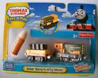 Thomas & Friends Take N Play Iron Arry's Oily Mess NEW die cast train engine