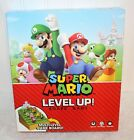 Super Mario Bros * Level Up Board Game * MINT * Nintendo * Up to 6 players