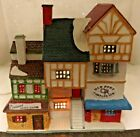 Lemax 1995 VILLAGE WHARF/OLD PORT CORDAGE (55149) Lighted Bldg RETIRED