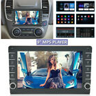 Car MP5 Player 2Din Car Stereo Audio Radio Receiver 9