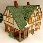 Lemax Village Dickensvale 1991 ELM COTTAGE (15034) RARE Lighted Bldg RETIRED
