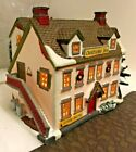 Lemax Village Harvest Crossing 1995 CHATHAM INN/COFFEE SHOPPE (55193) RETIRED