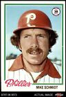 Mike Schmidt Cards, Rookie Cards and Autographed Memorabilia Guide 4
