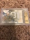 DONALD BROWN NATIONAL TREASURES RC ROOKIE AUTO DUAL PATCH 10 10= 1 1 Bgs 9.5