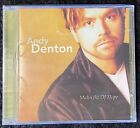 Andy Denton - Midnight Of Hope NEW FACTORY SEALED CD