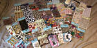Bulk lot of 50 Jolees Sticko KCo stickers and embellishments