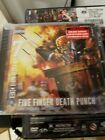 And Justice for None [PA] by Five Finger Death Punch (CD, 2018, Prospect Park)