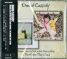 DAVID CASSIDY-DREAMS ARE NUTHIN' MORE THAN WISHES / THE HIGHER...-IMPORT CD F30
