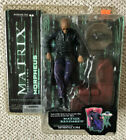 New Morpheus Chair The Matrix Reloaded Series 2 McFarlane Toys Action Figure