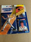 1992 Starting Lineup Figure MLB Tom Glavine Atlanta Braves BRAND NEW SEALED