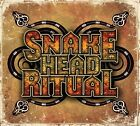 SNAKE HEAD RITUAL [ AWESOME HEAVY GUITAR ROCK ] NEWLY ENHANCED CD - Read Below
