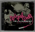 NEW YORK DOLLS - LIVE AT THE FILLMORE EAST 12/28/07 - SONY / BMG