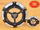 US Motor Engine Derby Timer Timing Cover For Harley Sportster 1200 Low XL1200L