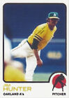 Catfish Hunter Cards, Rookie Card and Autographed Memorabilia Guide 11