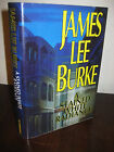 A Stained White Radiance James Lee Burke SIGNED 1st Edition Mystery Crime First
