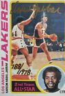 KAREEM ABDUL-JABBAR SIGNED AUTOGRAPH LA LAKERS NUMBERED BASKETBALL CARD1978-79