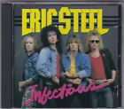 Eric Steel - Infectious - CD (PBCD 6059 Passport 1988)