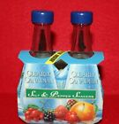 Salt  Pepper ShakersCLEARLY CANADIAN Sparkling Beverage New