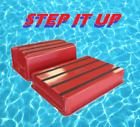 NEW Water Aerobics step aquatic swimming pool Fitness exercise therapy SM LG