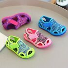 Summer Child Kids Baby Girls Boys Beach Non slip Outdoor Sneakers Sandals Shoes