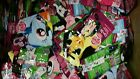 My Little Pony Dog Tags Box Lot 24ct Loose Sealed packs L@@K